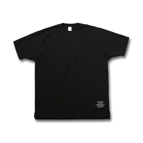 스웰맙_swellmob easy TKD t-shirts -black-