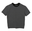 Narrow Stripe TEE (Gray)