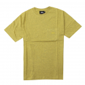 스투시() [스투시] STUSSY HEATHER O DYED S/SL POCKET TEE (GOLD HEATHER) [114983-GLDH]