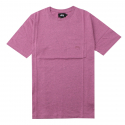 스투시() [스투시] STUSSY HEATHER O DYED S/SL POCKET TEE (PINK HEATHER) [114983-PINH]
