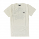 스투시() [스투시] STUSSY DICE PIG DYED TEE (NATURAL) [1904076-NATL]