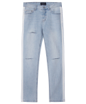 모디파이드() M#1353 dayoff line crop jeans (denim)