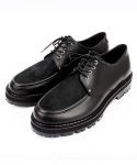 데이빗스톤(DAVID STONE) DVS MOC SHOES (black)