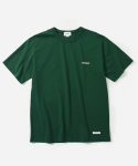 커버낫(COVERNAT) S/S TEAM T-SHIRTS GREEN