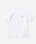 커버낫(COVERNAT) S/S TEAM T-SHIRTS WHITE