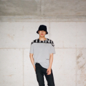 에스알에스티(SRST) NOTHING short sleeve shirts GREY