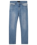 모디파이드() M#1339 twoface washed crop jeans