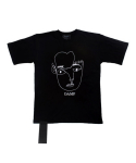 THE FACE TEE_BLACK
