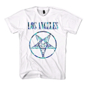 블랙스케일(BLACK SCALE) BLACK SCALE Los Angeles RXR QS16 Tee (WHITE)