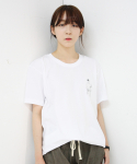 어메이드(AMADE) Modern Drawing Cotton Tee
