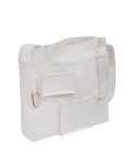 모어올레스() MORE-OR-LESS POCKET BAG - IVORY