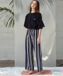 언에디트(ANEDIT) D STRIPE PANTS_NV