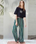 언에디트(ANEDIT) D STRIPE PANTS_GR