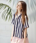 언에디트(ANEDIT) D STRIPE SHIRTS_LP