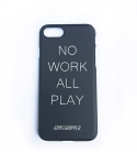 그라스하퍼(GRASSHOPPER) NO WORK I PHONE CASE_BLACK (야광)