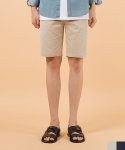 퍼스트플로어(FIRSTFLOOR) EASY BANDING HALF PANTS (2 colors)