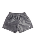 METALLIC SHORTS_GRAY