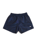 METALLIC SHORTS_NAVY