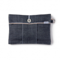 인터브리드(INTERBREED) 인터브리드 Selvedge Supply Tools Pouch INDIGO