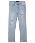 모디파이드() M#1359 rock peak washed crop jeans