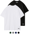 모디파이드() M#1358 basic pure cotton T (2pack)