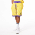 플라잉 나인티(FLYING NINETY) FNTY Velvet Sports Jersey Short Yellow