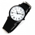 캉골시계(KANGOL WATCH) KG111322 NUMBER-BLACK 나토 밴드