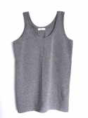 아무 코리아(AMU KOREA) BASIC ROUND SLEEVELESS