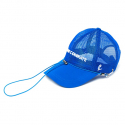 ZDC ANTI WAVE BALLCAP BLUE