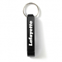 라파예트(LAFAYETTE) 라파예트 LOGO BOTTLE OPENER KEY HOLDER BLACK