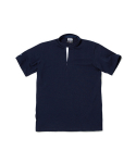 바바리안(BARBARIAN) 8OZ LIGHTWEIGHT HENLEY NECK NAVY