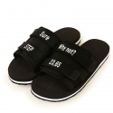 23.65 Collection sandle Black