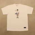STV. PIZZA BOX TEE WHITE (STV X RELAX053)