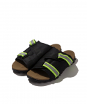 ROUGH AND RUGGED / NX7 / RR SANDAL / BLACK