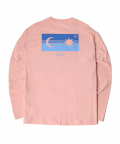 레지스탕스(RESISTANCE) HORIZON LONG SLEEVE - PINK