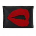 마이믹스드디자인(MY MIXED DESIGN) Chu clutch_sexy lip