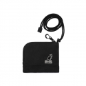 캉골(KANGOL) KeeperⅢ Wallet Square 4107 Black