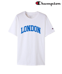 챔피온() T425 CUSTOM SHORT SLEEVE T-SHIRT 화이트 (LONDON)