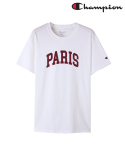 챔피온() T425 CUSTOM SHORT SLEEVE T-SHIRT 화이트 (PARIS)