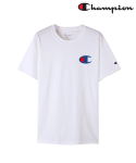 챔피온() T425 CUSTOM SHORT SLEEVE T-SHIRT 화이트(BIG C LOGO)