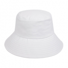 Minimal Bucket Hat (white)