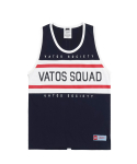 RUGBY SLEEVELESS NAVY
