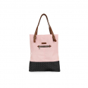 [G.ride] BERENICE Tote Bag - Pink/Black