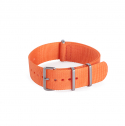 [Techne] Nato Strap - Orange 20mm