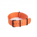 테크네(TECHNE) [Techne] Nato Strap PVD - Orange 20mm
