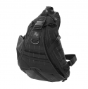 맥포스(MAGFORCE) [Magforce] 24 Hr. Sling Bag - Black