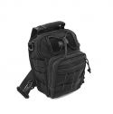 맥포스(MAGFORCE) [Magforce] Swallow Sling Bag - Black