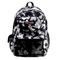 RETRO CAMO BACKPACK - OREO