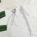 루어스트(LURE.ST) [never ending summer 013] antique unblance drop earrings