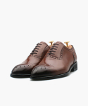 피렌체 아뜨리에(FIRENZE ATELIER) B775-1714 [MID BROWN] - Black Label